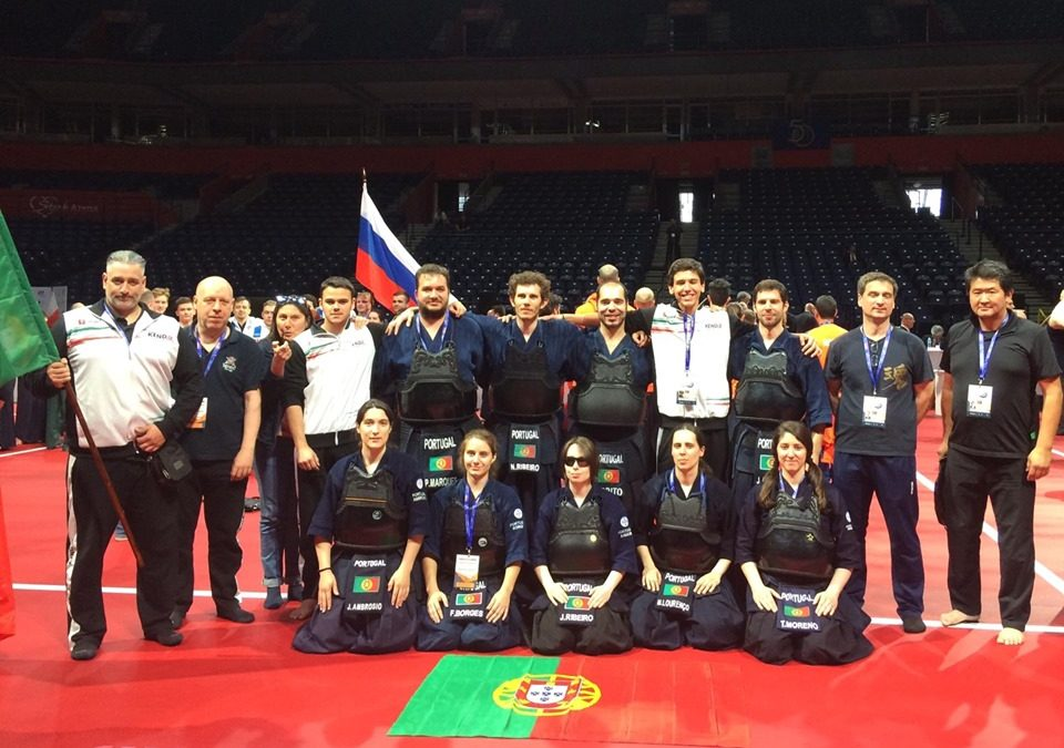 29º Campeonato Europeu de Kendo