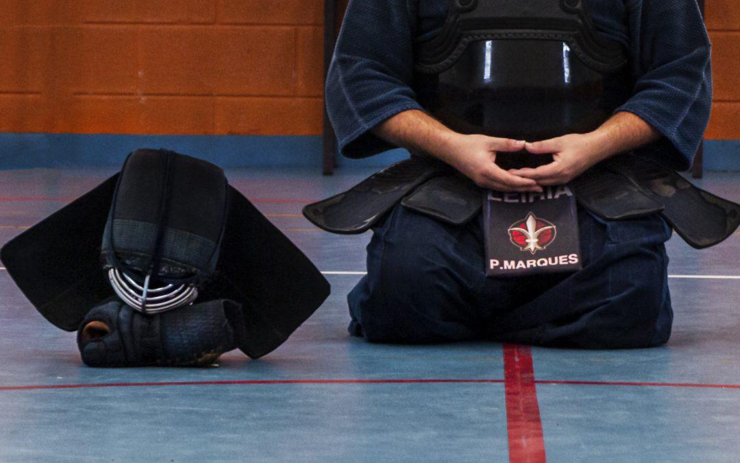 Recomeço dos treino de Kendo em Leiria